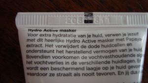 DSC04219 300x168 - Dr. van der Hoog Hydro Active Masker