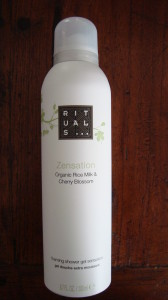 DSC04323 168x300 - Rituals Magic Touch Organic Rice Milk & Cherry Blossom Review
