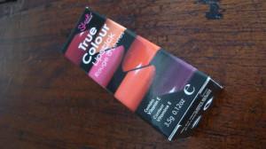 DSC04408 300x168 - Sleek True Colour Lipstick Coral Reef