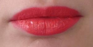 DSC04438 300x151 - Sleek True Colour Lipstick Coral Reef