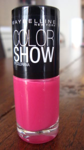 DSC04497 168x300 - Colorblocking met de Maybelline Color Show Nagellak