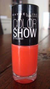 DSC04498 168x300 - Colorblocking met de Maybelline Color Show Nagellak