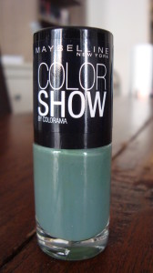 DSC04499 168x300 - Colorblocking met de Maybelline Color Show Nagellak