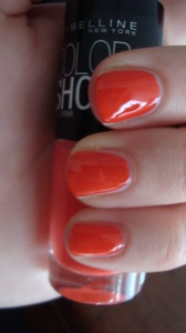 DSC04526 168x300 - Colorblocking met de Maybelline Color Show Nagellak