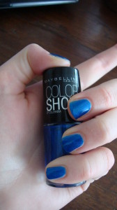 DSC04528 168x300 - Colorblocking met de Maybelline Color Show Nagellak