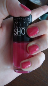 DSC04533 168x300 - Colorblocking met de Maybelline Color Show Nagellak