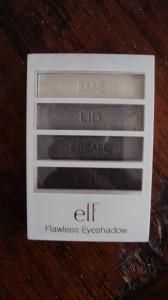 DSC045681 168x300 - ELF Flawless Eyeshadow Smokey Palette Review + Swatches