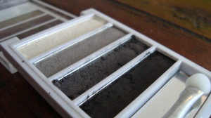 DSC04575 300x168 - ELF Flawless Eyeshadow Smokey Palette Review + Swatches