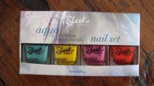 DSC04978 300x168 - Sleek Aqua Collectie Limited Edition Nagellak Deep Waves #847