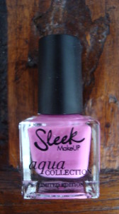 DSC04992 168x300 - Sleek Aqua Collectie Limited Edition Nagellak Deep Waves #847