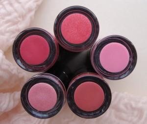 DSC05472 300x253 - MUA vijf kleuren Lipstick Review + Swatches