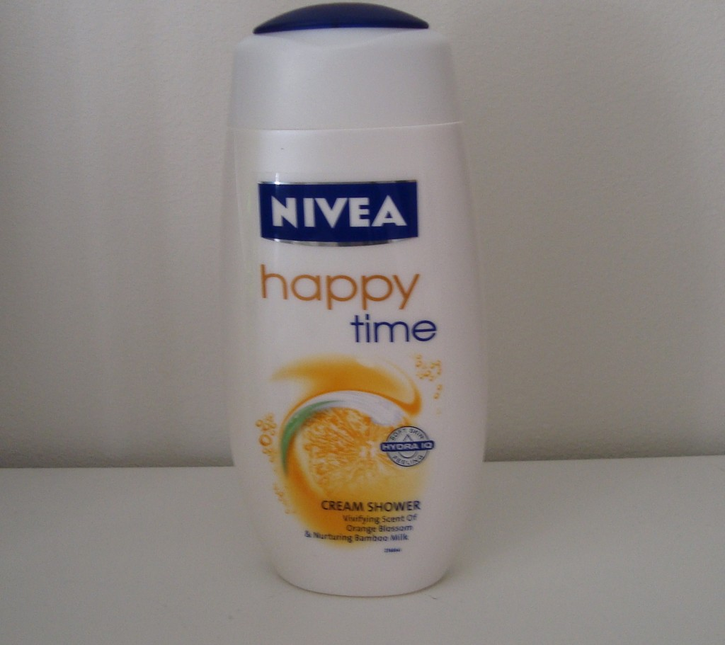 DSC06450 1024x911 - Nivea Shower Creams Review