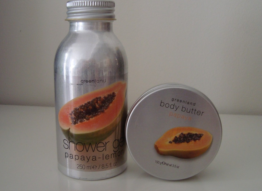 DSC06470 1024x747 - Greenland Showergel & Bodybutter Papaya Review