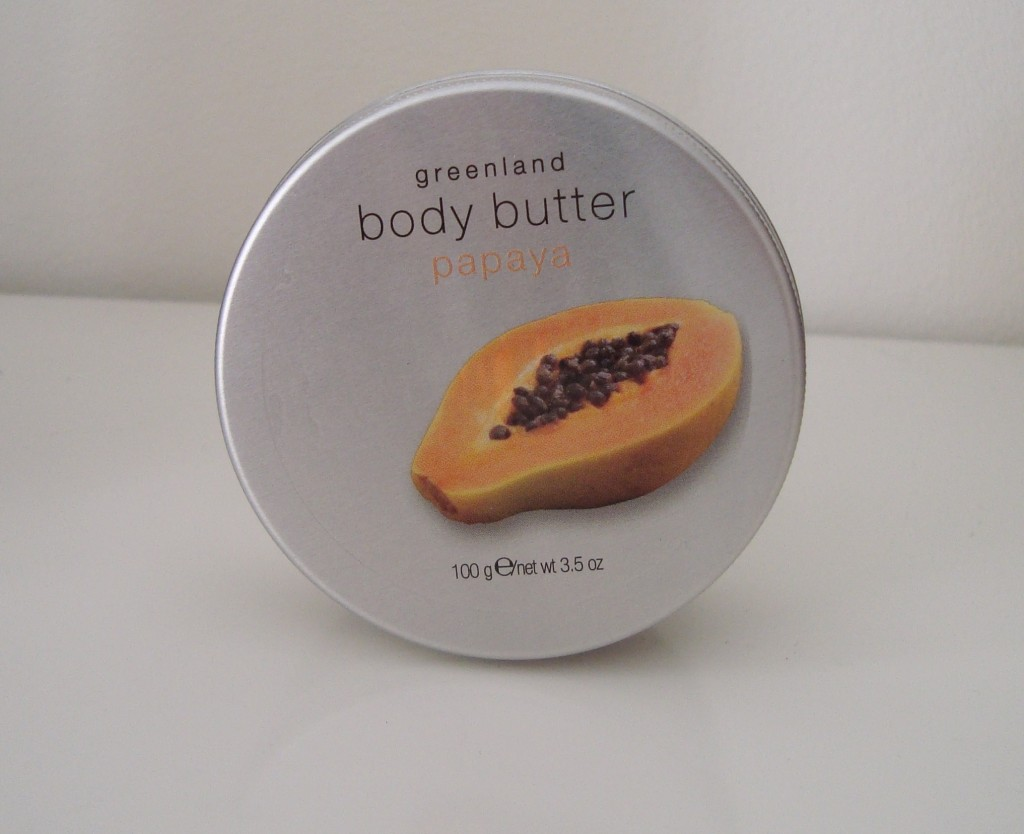 DSC06472 1024x834 - Greenland Showergel & Bodybutter Papaya Review