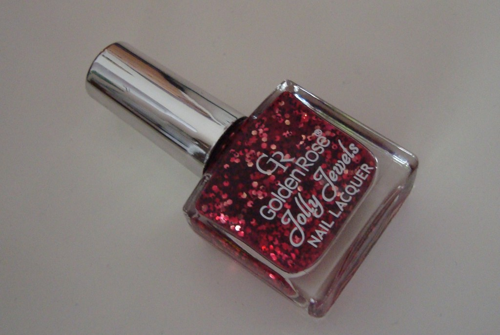 DSC06696 1024x687 - Golden Rose Jolly Jewels #116 Nail Laquer