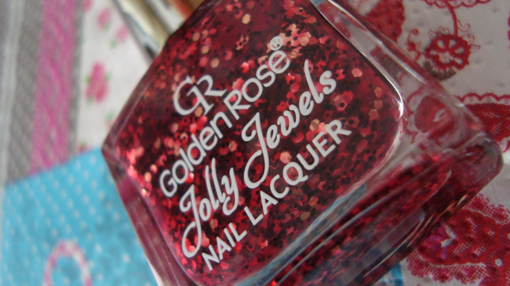 DSC06706 1024x576 - Golden Rose Jolly Jewels #116 Nail Laquer