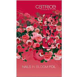 Eve In Bloom Nails In Bloom Foil - Catrice LE Eve in Bloom Collectie
