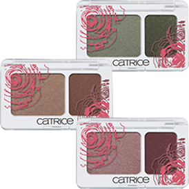 Eve In Bloom Soft Duo Eyeshadow 1 - Catrice LE Eve in Bloom Collectie