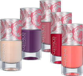 Eve In Bloom Ultimate Nail Lacquer - Catrice LE Eve in Bloom Collectie