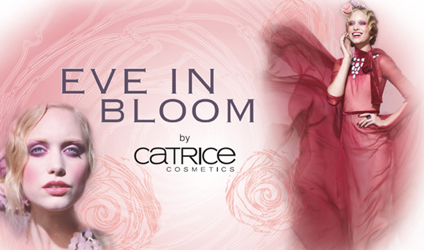 c01 - Catrice LE Eve in Bloom Soft Duo Eyeshadow + Power Kajal Review