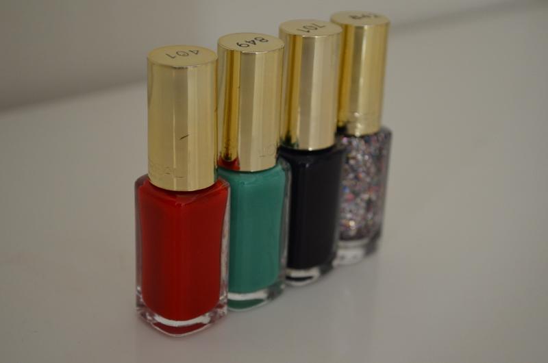 DSC 0215 800x530 - Review 4 nieuwe kleuren van L'óreal Color Riche!