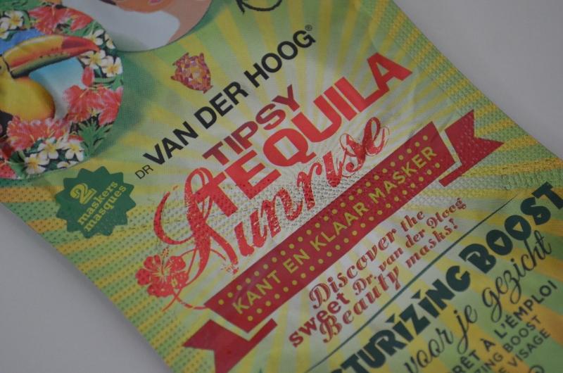 DSC 0290 800x530 - Dr. Van Der Hoog Tipsy Tequila Sunsrise Masker Review