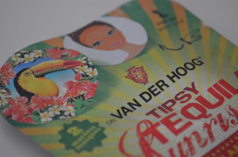 DSC 0293 800x530 - Dr. Van Der Hoog Tipsy Tequila Sunsrise Masker Review