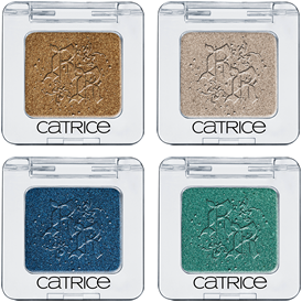 RR Velvet Metal Eyeshadow 01 - Catrice Limited Edition Rocking Royals