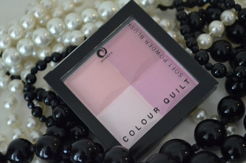 DSC 0327 800x530 - Miners Cosmetics Color Quilt Blush Review