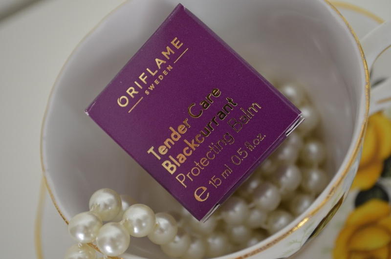 DSC 0775 800x530 - Oriflame Tender Care Blackcurrant Protecting Balm Review
