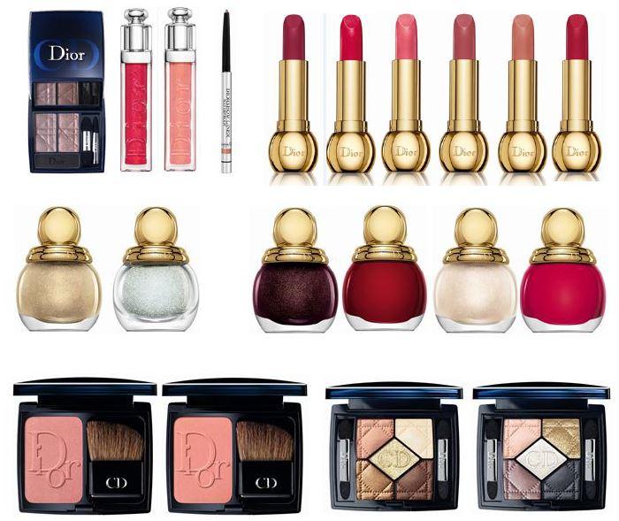 Dior Christmas collection 2013 - Mijn Kerstcadeau Tips 2013! (Make-up)