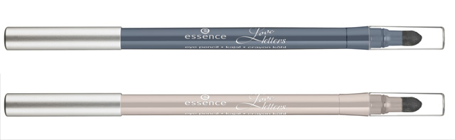 Essence Spring 2014 Love Letters Eye Pencil - Nieuw! Catrice Celtica & Essence Love Letters
