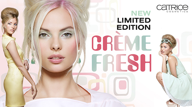 CF Teaser Video - Catrice Limited Edition Crème Fresh