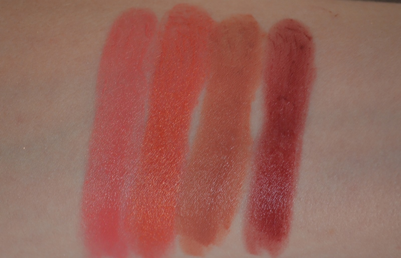 Samen 800x516 - E.L.F. Mineral Lipsticks Review