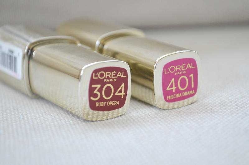 DSC 02002 - L'Oréal Color Riche l'Extraordinaire Liquid Lipstick(s) Review