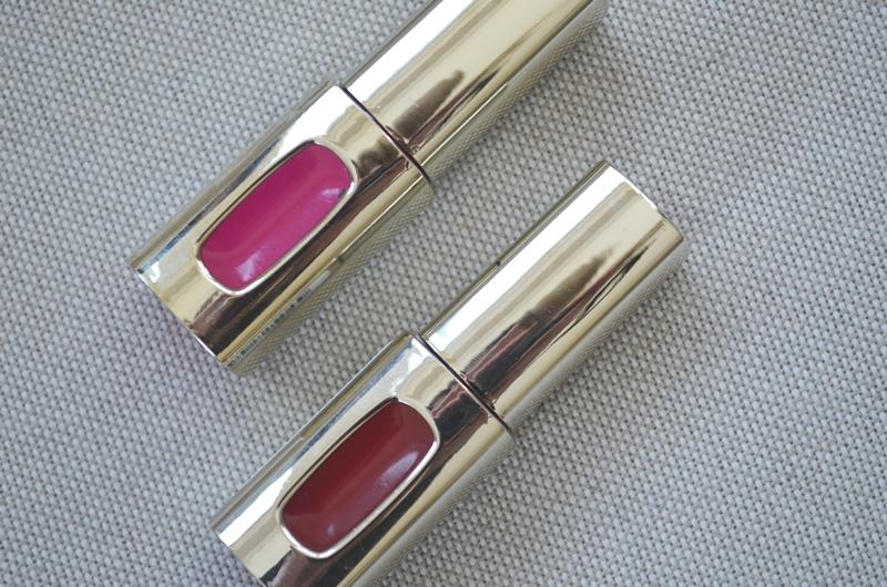 DSC 02042 - L'Oréal Color Riche l'Extraordinaire Liquid Lipstick(s) Review