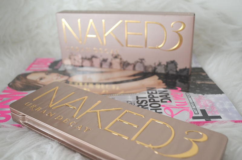 DSC 0214 - New in! Urban Decay Naked 3