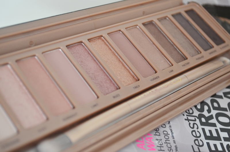 DSC 02242 - New in! Urban Decay Naked 3