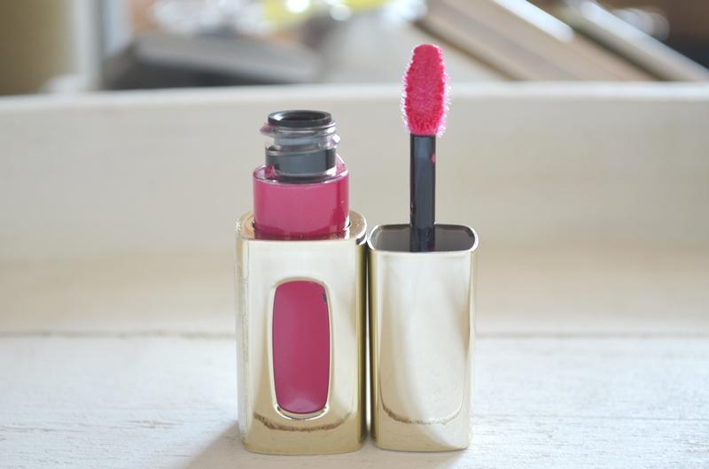 DSC 02263 - L'Oréal Color Riche l'Extraordinaire Liquid Lipstick(s) Review