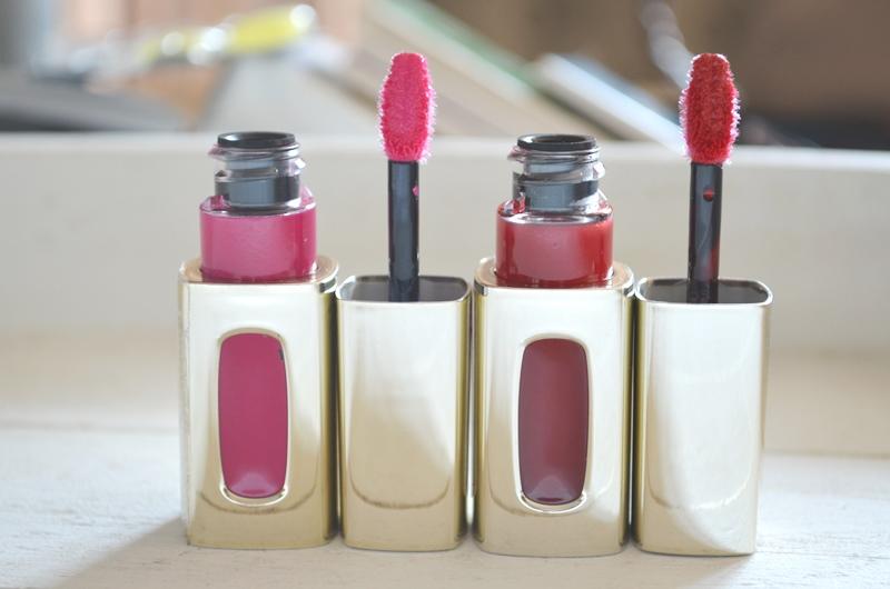 DSC 02311 - L'Oréal Color Riche l'Extraordinaire Liquid Lipstick(s) Review
