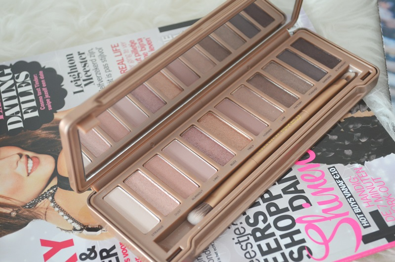 DSC 02751 - New in! Urban Decay Naked 3