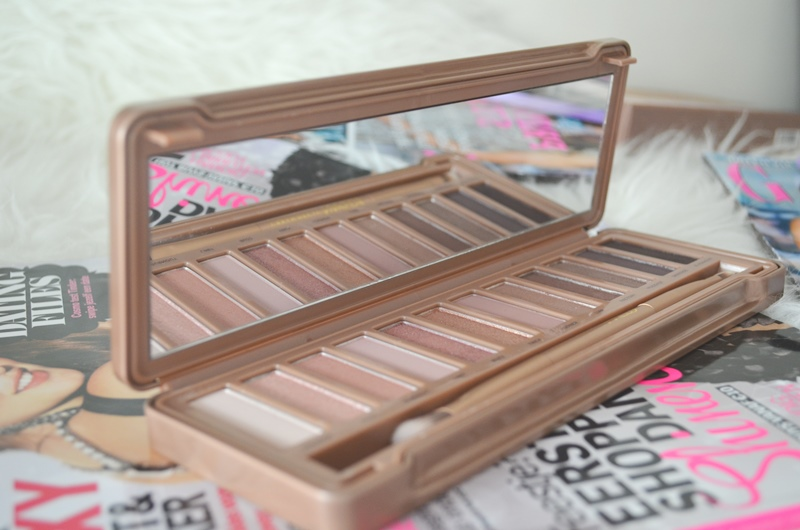 DSC 0278 - New in! Urban Decay Naked 3