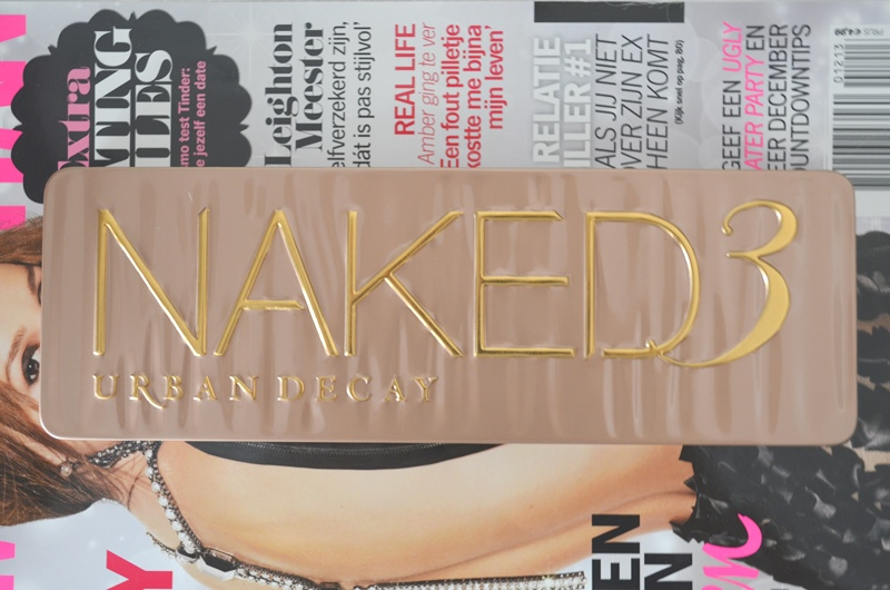 DSC 0279 - New in! Urban Decay Naked 3