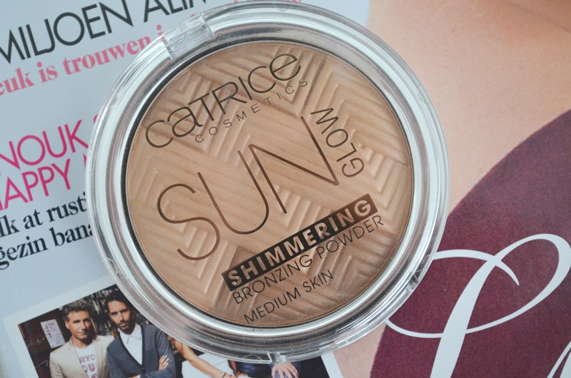 DSC 04191 - Catrice Sun Glow Shimmering Bronzing Powder Review