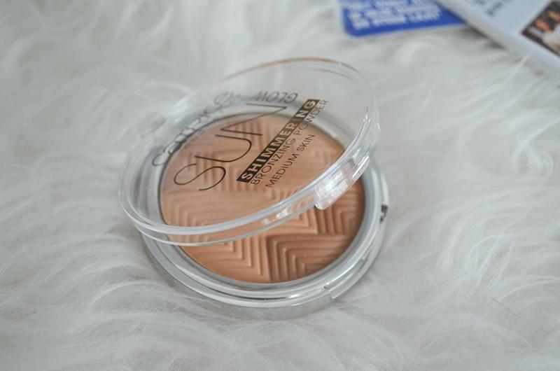 DSC 0427 - Catrice Sun Glow Shimmering Bronzing Powder Review