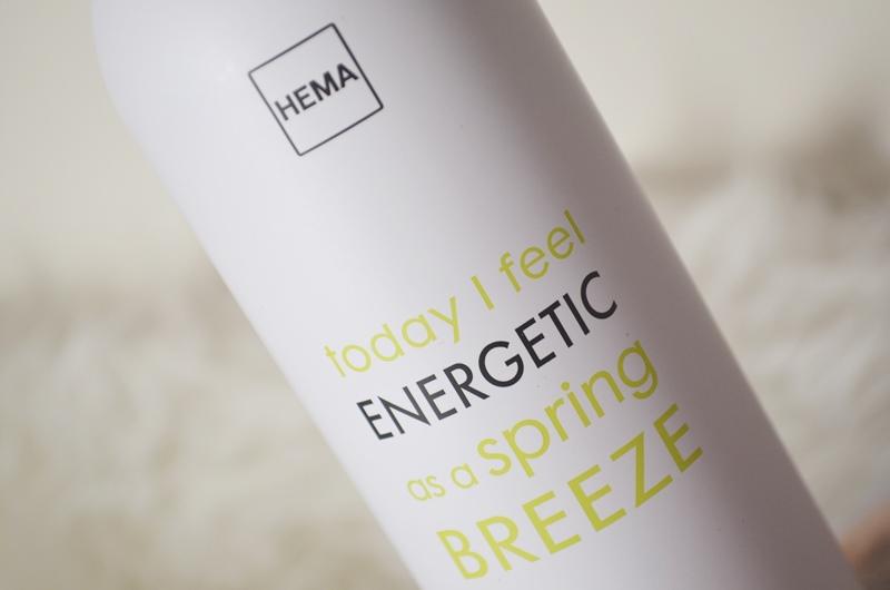 DSC 0525 - HEMA Spring Breeze Foaming Shower Gel (Energetic)