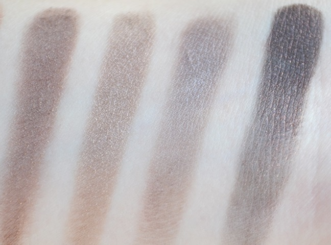 Swatches 3 - New in! Urban Decay Naked 3