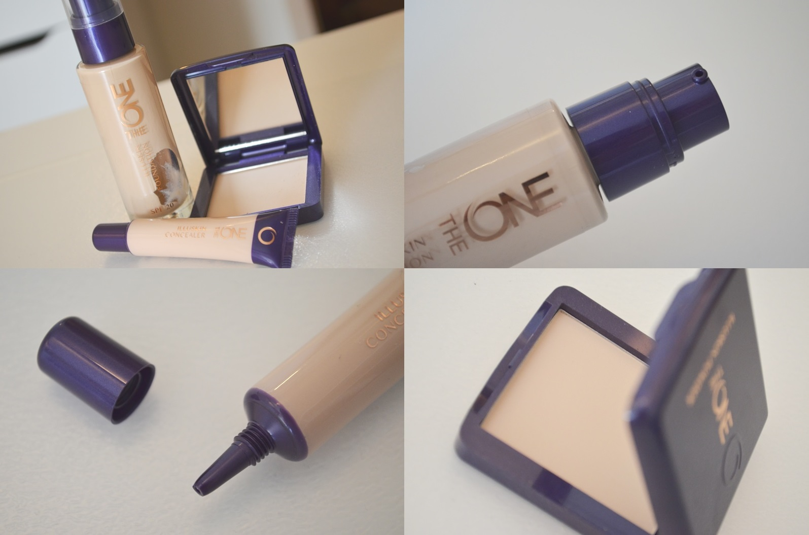 Compilatie Gezichtsproducten - Oriflame: The One Make-up (Mega) Review