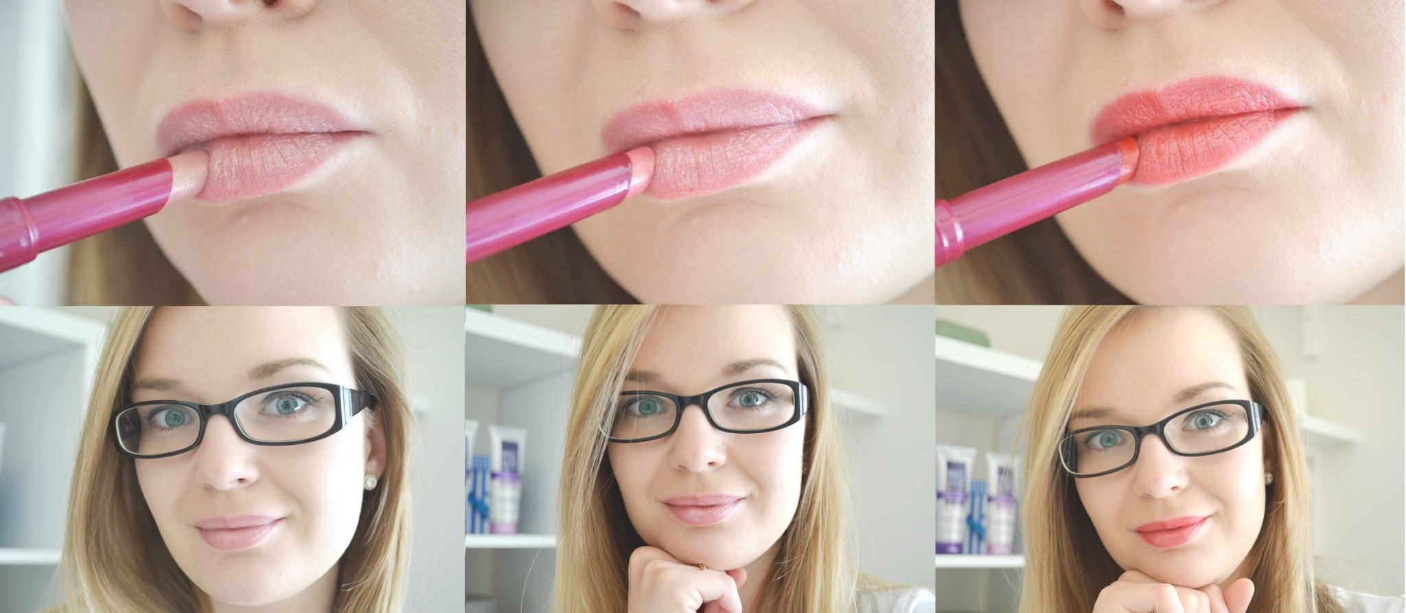 Compilatie Lippen - Oriflame: The One Make-up (Mega) Review