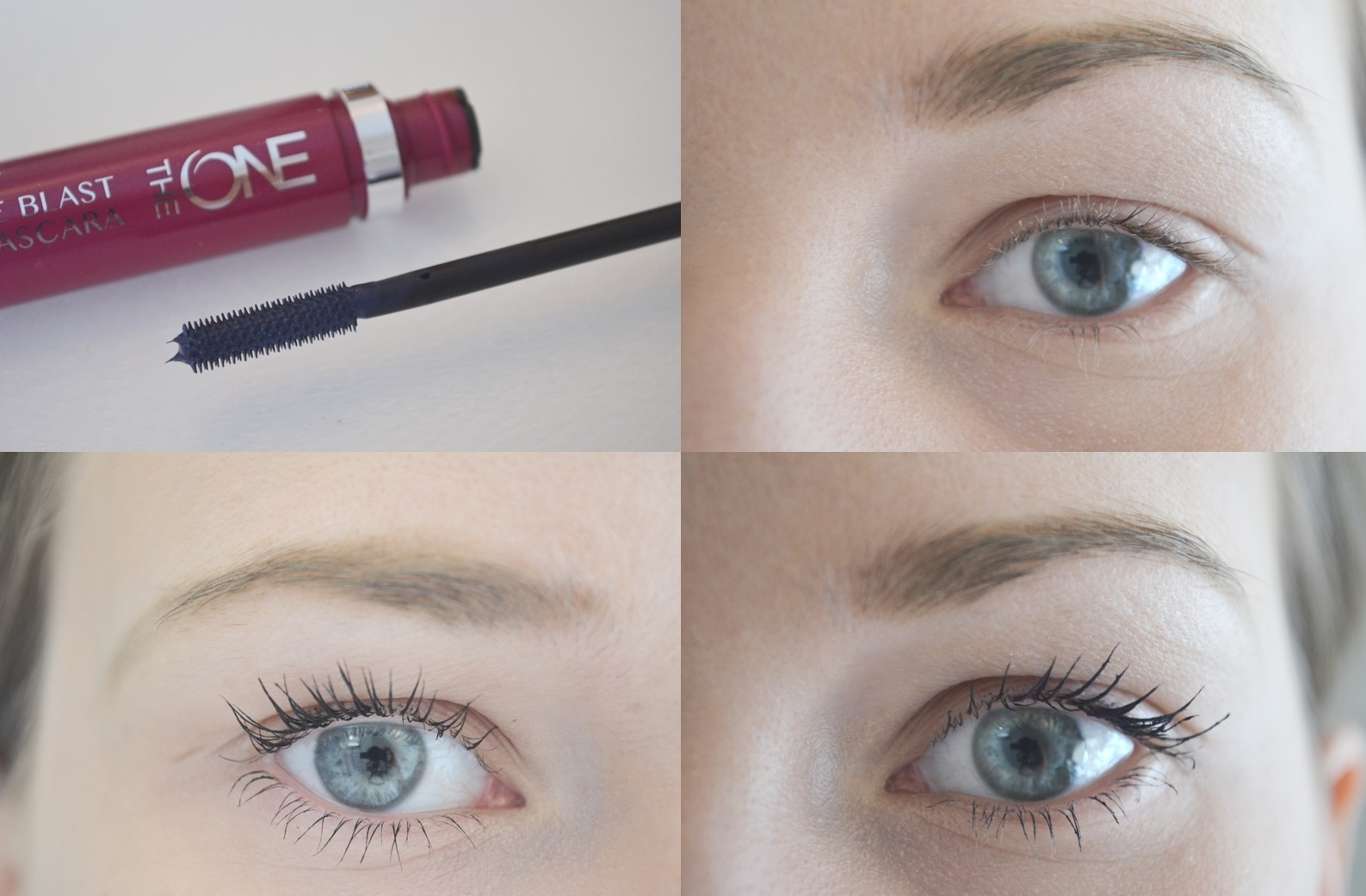Compilatie Mascaras - Oriflame: The One Make-up (Mega) Review